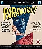 Paranoiac [Region B] [Blu-ray]