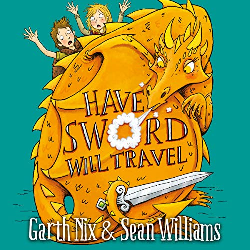 Have Sword, Will Travel audiobook cover art