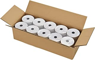 PackingSupply Thermal Receipt Paper Rolls 3-1/8 x 230ft, 10 rolls
