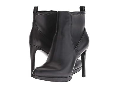 Nine West Quillin (Black Leather) Women