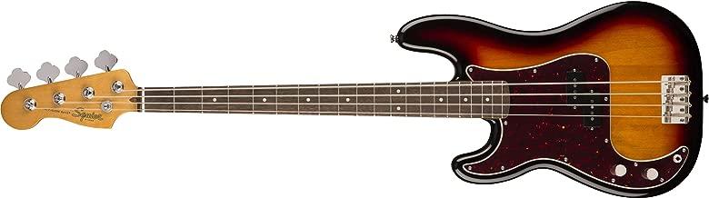 Squier by Fender Classic Vibe 60's Left-Handed Precision Bass - Laurel - 3-Color Sunburst