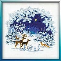 リオリス クロスステッチ刺繍キット No.793 「Christmas」