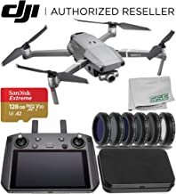DJI Mavic 2 Zoom Foldable Quadcopter with DJI Smart Controller Starter Bundle
