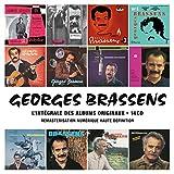 L'Intégrale des albums originaux von Georges Brassens