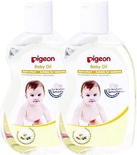 Pigeon Baby Oil (200ml, Pack of 2) - 400 ml
