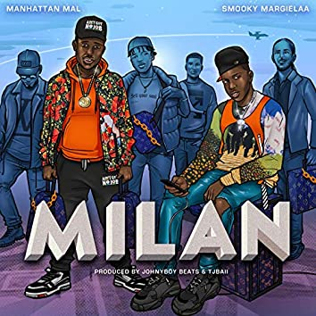 Milan (feat. Smooky MarGielaa)