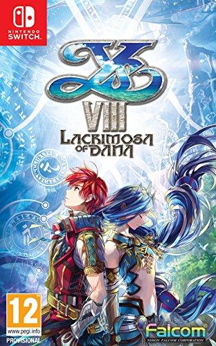 Ys VIII: Lacrimosa of Dana - Nintendo Switch [Importación inglesa]