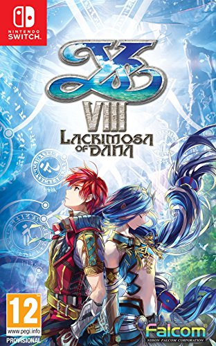 Ys VIII: Lacrimosa of Dana (Switch) - Nintendo Switch [Importación inglesa]