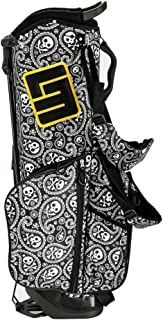 Loudmouth Shiver Me Timber 8.5 Inch Double Strap Golf Bag