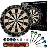 Dart Boards With Darts