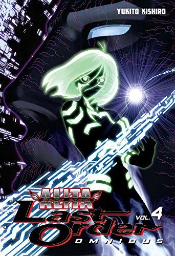 Battle Angel Alita: Last Order Omnibus Vol. 4 (English Edition)