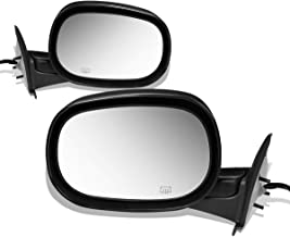 CH1320168 CH1321168 Pair OE Style Powered+Heated Side View Door Mirror for Dodge Ram Truck 98-02