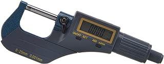 Signstek Micrómetro de 0–25mm/0–1