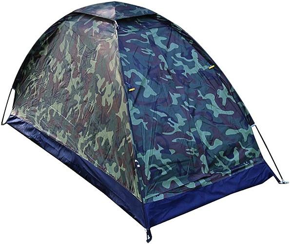 Wanyudz 1 2   3-4 6 Personne Tente de Camping Simple Couche imperméable Coupe-Vent Parasol Conduite en Plein air Accessoires de Camping