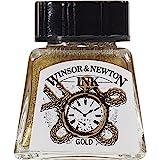 Botellas De Tinta De Winsor & Newton 14ml Oro
