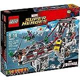 LEGO Marvel Super Heroes 76057 - Spider-Man: Ultimatives Brückenduell der, Spielzeug