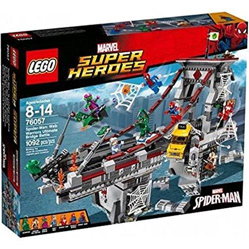 LEGO Marvel Super Heroes 76057 - Spider-Man:...
