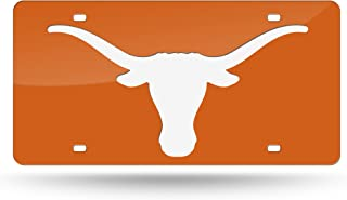 Rico Industries NCAA Unisex-Adult NCAA Laser Inlaid Metal License Plate Tag