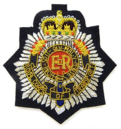 Royal de ruedas para trasportar personas Blazer RCT cuerpo de escudo del Real Mallorca
