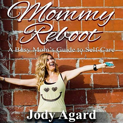 Mommy Reboot audiobook cover art