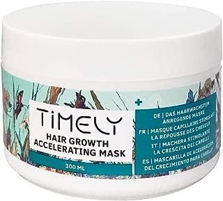 Timely Masque nourrissant accelerateur pousse pour les cheveux  300  ml