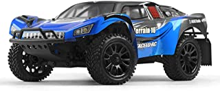 Exceed Racing Desert Short Course Truck 1/16 Scale Ready to Run 2.4ghz (AA Blue)