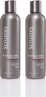 Scruples Platinum Shine Shampoo, 8.Two by Scruples
