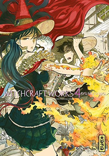 Witchcraft Works - Tome 4