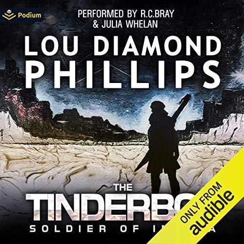 Page de couverture de The Tinderbox: Soldier of Indira