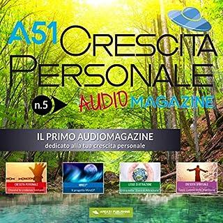 A51 Crescita Personale Audiomagazine 5 copertina