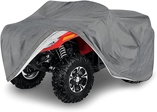 discount OxGord Premium ATV Cover - online sale in-Door 2 Layers - Economical Alternative online - Ready-Fit / Semi Custom - Fits up to 77 inches sale