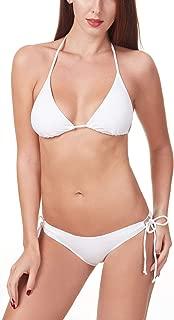 Best white triangl bikini top Reviews