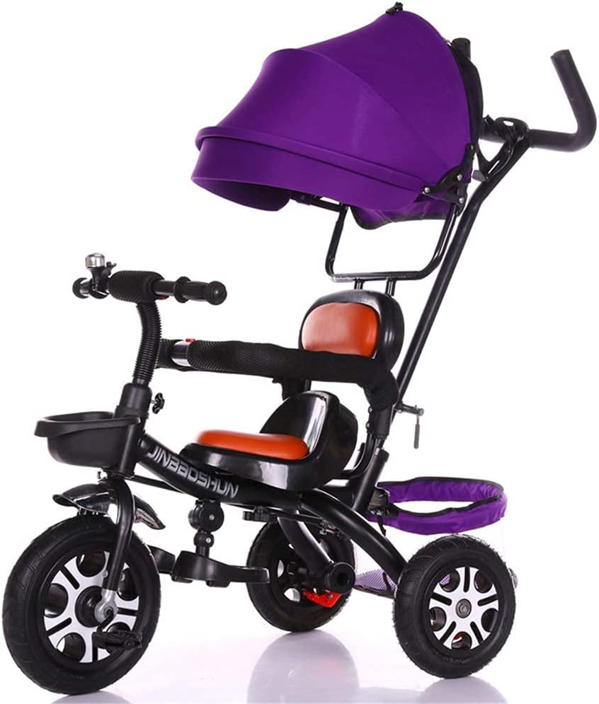 GST Tricycle Foldable Baby Children's At the price 5 popular 7-in-1 B