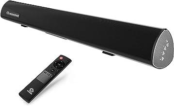 Wohome Soundbar, TV Sound Bar with Bluetooth and 3D Surround  Sound(40-Inch, 105dB,..