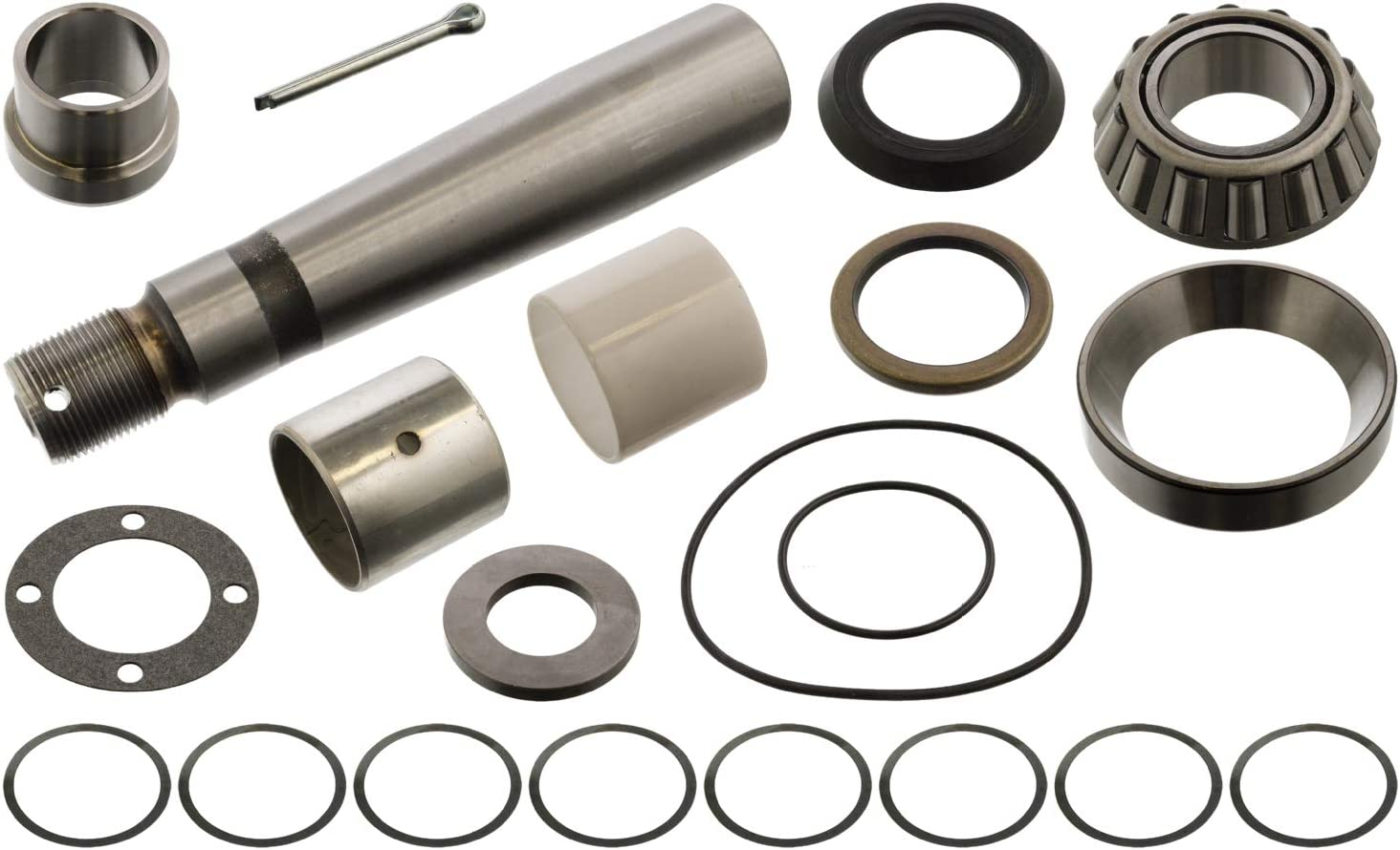 febi bilstein 08651 king Selling In stock pin with set bearing thrust single