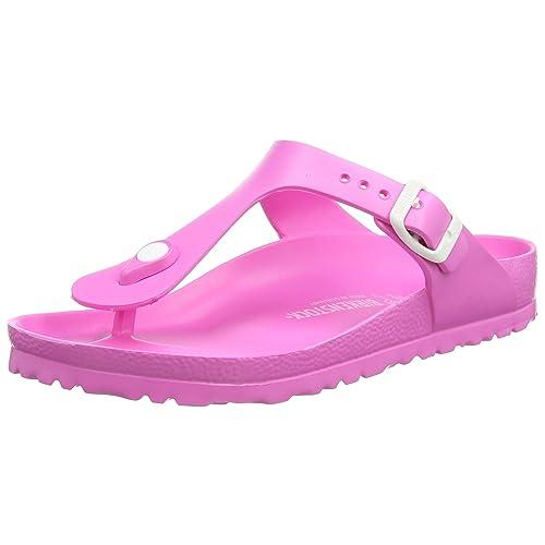 65e1c28b2fd Pink Birkenstock  Amazon.co.uk