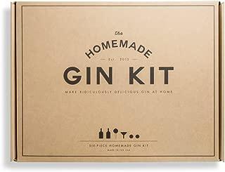 gin and tonic tea cup set