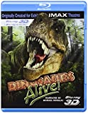 Dinosaurs Alive! (2d/3D Blu-ray) [Reino Unido] [Blu-ray]