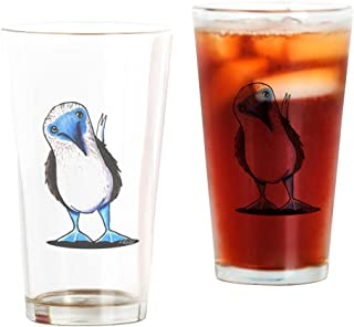 CafePress Blue Footed Booby Pint Glass, 16 oz. Drinking Glass