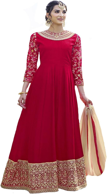 Bollywood Collection Anarkali Salwar Bridal Eid Wedding Ceremony Punjabi 8837