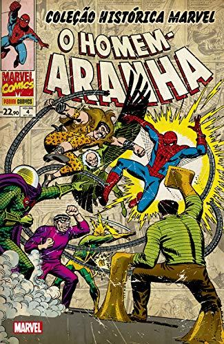Coleção Histórica Marvel: O Homem-Aranha vol. 4