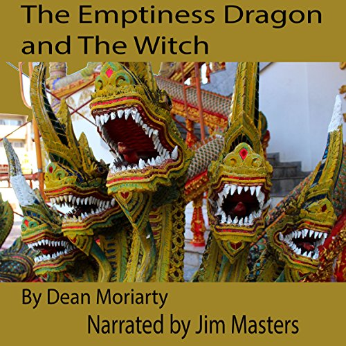 Couverture de The Emptiness Dragon and the Witch