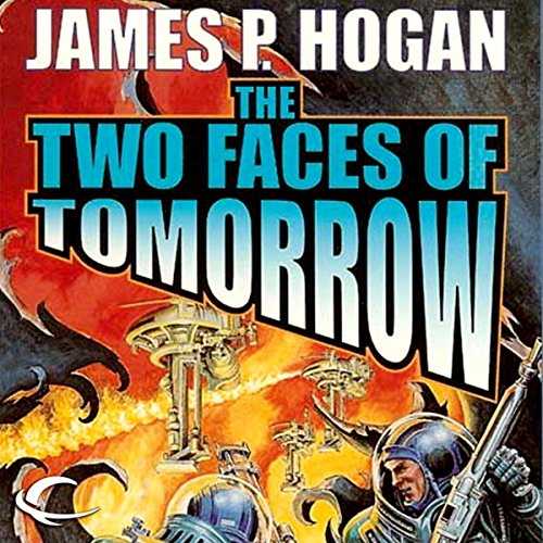 The Two Faces of Tomorrow audiobook cover art