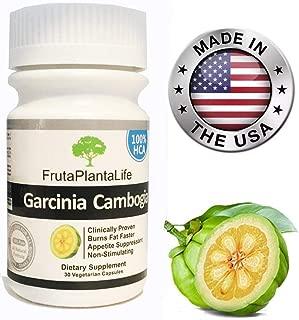 Pure Garcinia Cambogia Extract 100% HCA Diet Pills Weight Loss!