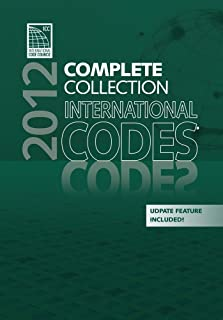 2012 International Codes Complete Collection (PDF CD) - Single Seat (International Code Council Series)