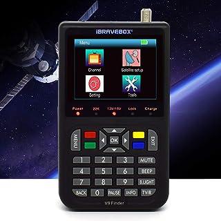 Amazon.es: medidor de campo tdt y satelite