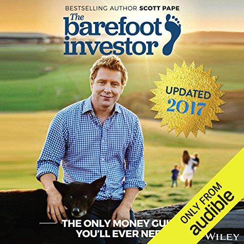 The Barefoot Investor cover art
