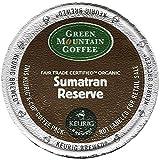 Green Mountain Coffee Keurig Sumatran Reserve Organic K-Cups 24 Ct