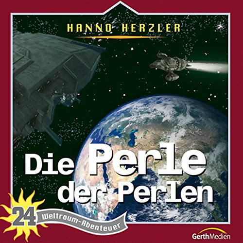 Die Perle der Perlen audiobook cover art
