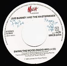 45vinyl SWING THE MOOD (Radio Mix) / GLEN MILLER MEDLEY (The J.B. Edit) (7